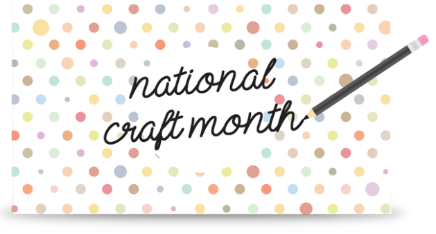 national-craft-month